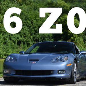 2011 Chevrolet Corvette C6 Z06: Regular Car Reviews