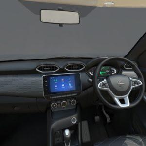 2020 Nissan Magnite Interior - First Look (Hindi + English)
