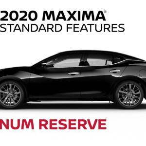 2020 Nissan Maxima Platinum Reserve Walkaround & Review