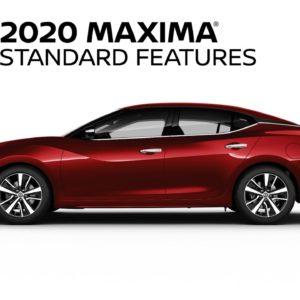 2020 Nissan Maxima SV Walkaround & Review