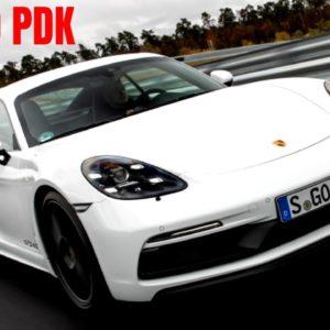 2020 Porsche 718 Cayman GTS 4.0 PDK