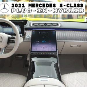 2021 Mercedes S Class Plug in Hybrid