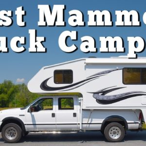 2004 Ford F-350 V10 and 2016 Host Mammoth Truck Bed Camper: Regular Car Reviews.