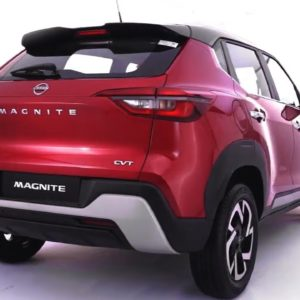 New Nissan Magnite 4m-SUV Walkaround Video with Full Interior Exterior Specifications