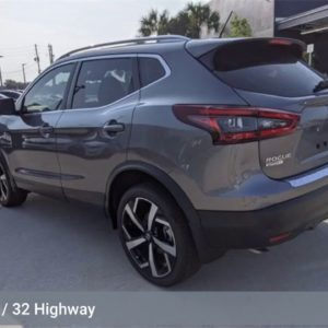 New 2020 Nissan Rogue Sport SL