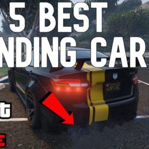 Top 5 Best Sounding Cars In GTA Online Part 3