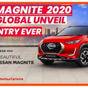 Nissan Magnite 2020 ? l Best Entry ✅ l Global Unveil - Launch 21-Oct-2020 l Watch Now ✅