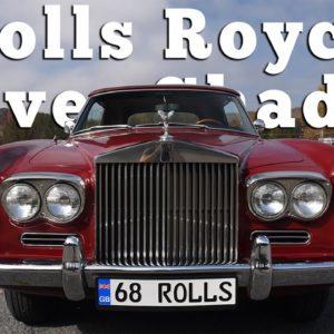 1968 Rolls Royce Silver Shadow Drophead Coupé: Regular Car Reviews