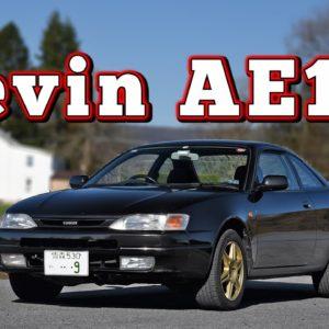 1995 Toyota Corolla Levin AE111: Regular Car Reviews