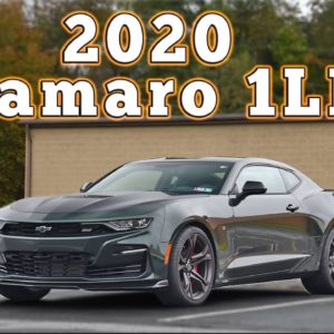 2020 Chevrolet Camaro SS 1LE: Regular Car Reviews