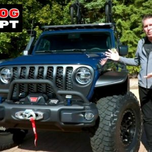 2020 Jeep Gladiator Top Dog Concept Walkaround