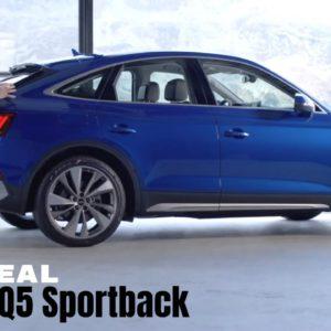 2021 Audi Q5 Sportback Reveal