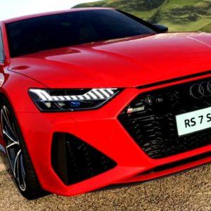 2021 Audi RS 7 Sportback Dynamic Ride Control
