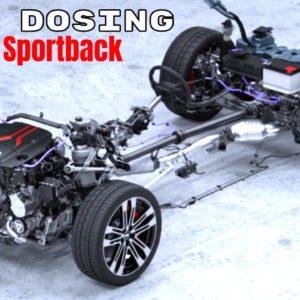 2021 Audi SQ5 Sportback Twin Dosing