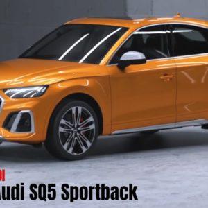 2021 Audi SQ5 Sportback V6 3.0 TDI Fuel Efficient SUV Horsepower