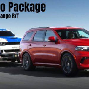 2021 Dodge Durango R/T AWD Tow N Go Package
