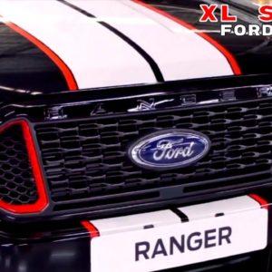 2021 Ford Ranger XL Street