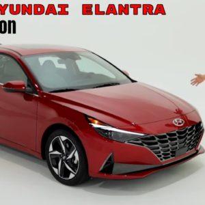 2021 Hyundai Elantra Presentation