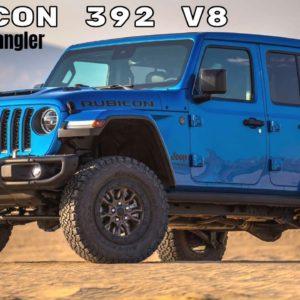 2021 Jeep Wrangler Rubicon 392 V8