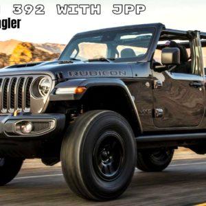 2021 Jeep Wrangler Rubicon 392 V8 with JPP