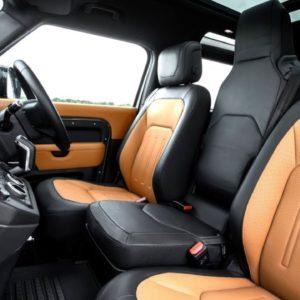 2021 Land Rover Defender 90 Interior Cabin
