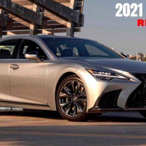 2021 Lexus LS 500 Revealed In The US