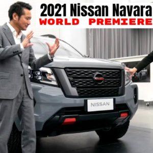 2021 Nissan Navara aka Frontier Pickup Truck Reveal