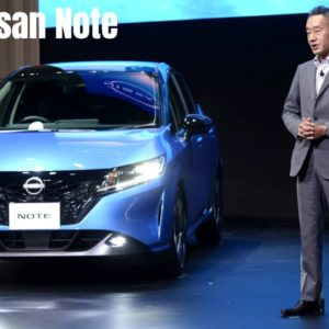 2021 Nissan Note Reveal