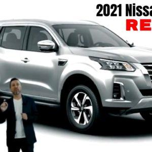 2021 Nissan X Terra Reveal