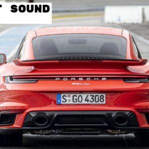 2021 Porsche 911 992 Turbo Engine and Exhaust Sound