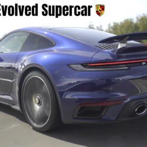 2021 Porsche 911 Turbo S   The Ultimate Evolved Supercar