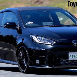 2021 Toyota GR Yaris AWD Homologation Rally Special