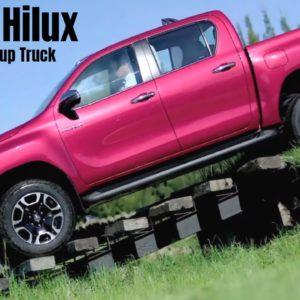 2021 Toyota Hilux Tougher Legendary Pick up Truck
