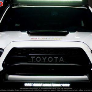 2021 Toyota Tacoma TRD Pro Ready For Overland at SEMA 2020