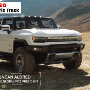 2022 GMC Hummer EV Electric Truck Explained