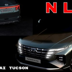 2022 Hyundai Tucson N Line Teaser