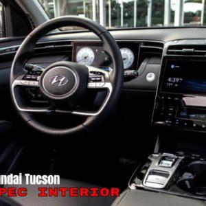 2022 Hyundai Tucson US Spec Interior Cabin