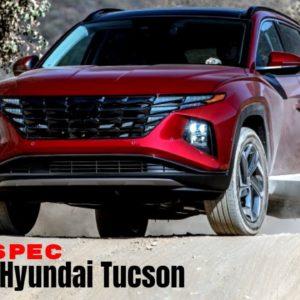 2022 Hyundai Tucson US Spec