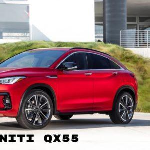 2022 Infiniti QX55 AWD