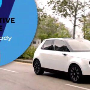 Honda e Named German Car of the Year 2021