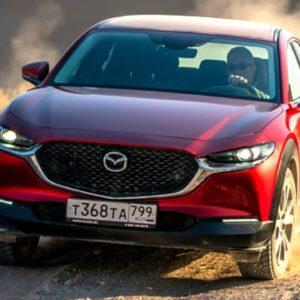 Mazda CX-30 520 Mile Drive Across Kazakhstan