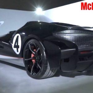 McLaren Elva in Dubai