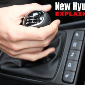 New Hyundai i20 Explained