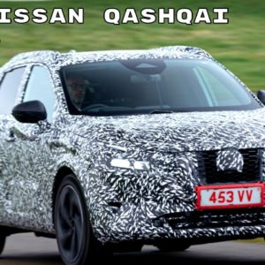 New Nissan Qashqai Facelift Testing For 2022 Model Year