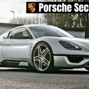 Porsche Unseen Design Studio For Secret Cars