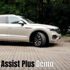Volkswagen Touareg eHybrid Park Assist Plus Demo