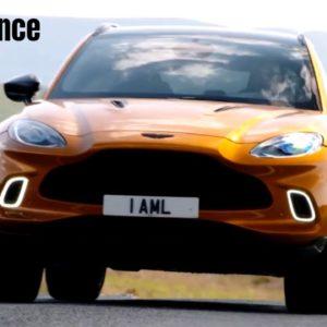 2021 Aston Martin DBX SUV Performance Explained
