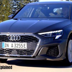 2021 Audi A3 Sportback 40 TFSI e Explained