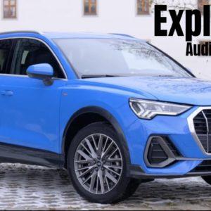 2021 Audi Q3 45 TFSI e Explained