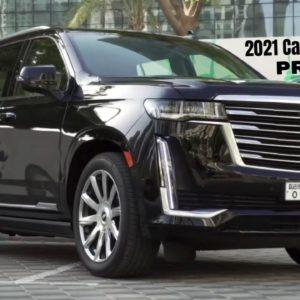 2021 Cadillac Escalade Premium